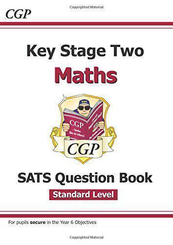 KS2 Maths Ciblés Sats Question Livre - Standard par Cgp Livres, Neuf , Gratuit