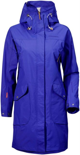 efca0a351f8 Didriksons Thelma Womens Coat Waterproof Windproof Longer Length for sale