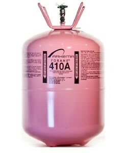 Honeywell R-410a Refrigerant 25lb tank USA Sealed Local pick up only R410a