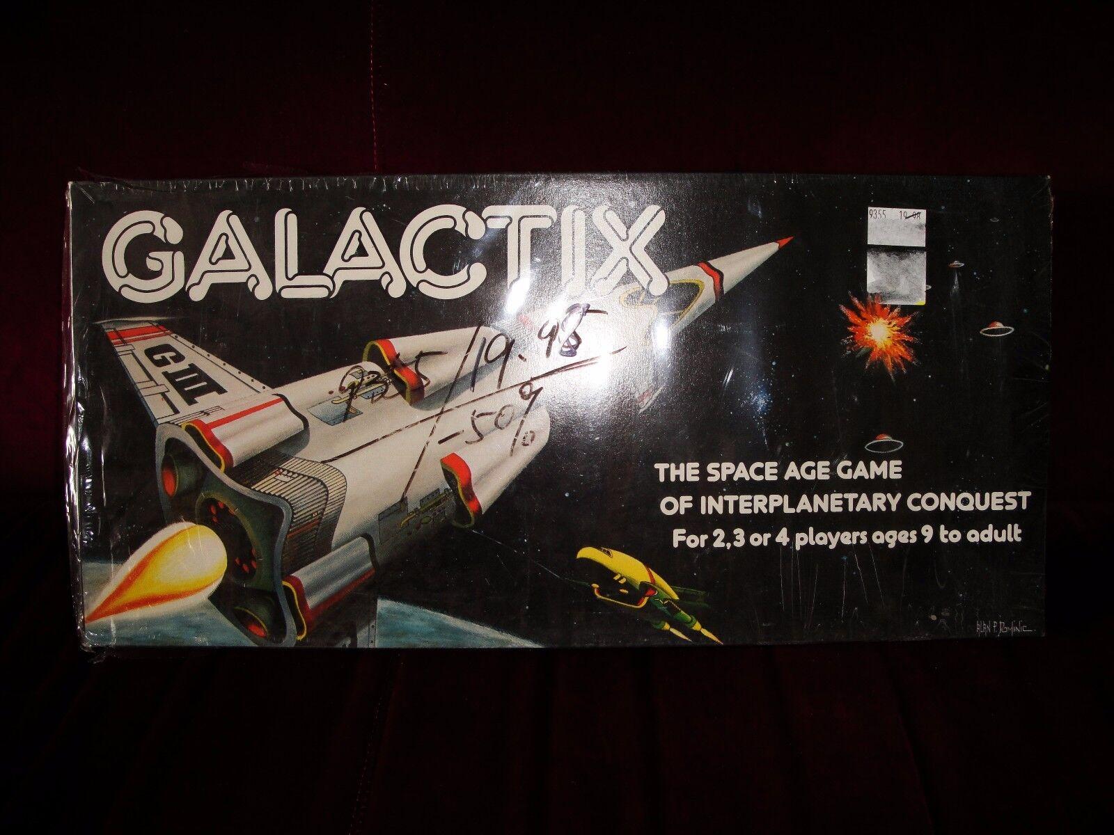 VINTAGE 75% SEALED GALACTIX BOARD GAME 1975 Origineering