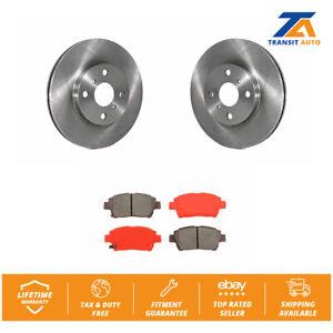 2013 2014 For Scion xD Front Semi Metallic Brake Pads