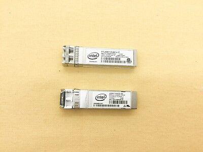 E10GSFPSR FTLX8571D3BCVIT1 /& AFBR-709DMZ-IN2 INTEL 10GB SR SFP DELL Y3KJN 0Y3KJN