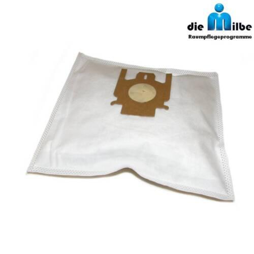 20-40-60 Vlies Staubsaugerbeutel 1 HEPA-Filter geeignet für Miele Parquet