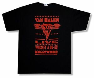 VAN-HALEN-LIVE-034-WHISKEY-A-GO-GO-034-HOLLYWOOD-BLACK-T-SHIRT-NEW-ADULT-OFFICIAL