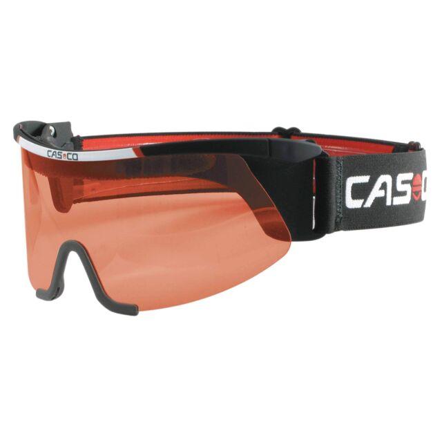Casco Brille Nordic competition, VAUTRON® 2 automatic - Scheibe, schwarz