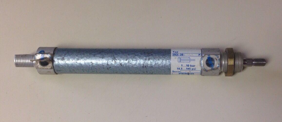 Festo Pneumatic Actuator Air Cylinder DGS-20-100-P 100mm Stroke