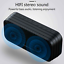 thumbnail 6 - Bosina Altavoz Portátil LED Inalámbrico Speaker con Bluetooth USB/AUX/FM Radio