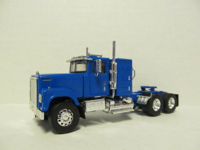 TOP SHELF 1 64 SCALE INTERNATIONAL 4300 bleu   (SAME SCALE AS DCP)  économiser jusqu'à 70%