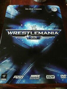 Wrestlemania 23 silver edition 3 DVD - Bad Laasphe, Deutschland - Wrestlemania 23 silver edition 3 DVD - Bad Laasphe, Deutschland