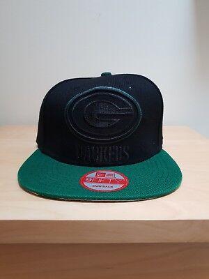 New Era Original-Fit Snapback Cap TECH Green Bay Packers