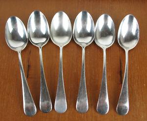 Birks Regency Plate LOUIS DE FRANCE  Lot 4  5 O/'CLOCK Spoon spoons