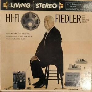 RCA-LIVING-STEREO-LSC-2100-SHADED-DOG-HI-FI-FIEDLER-amp-THE-BOSTON-POPS-EX-NM