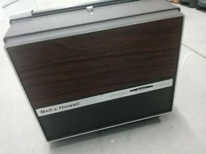 Vintage Bell & Howell Autoload 8mm Super 8 Portable Movie Film Projector 456A
