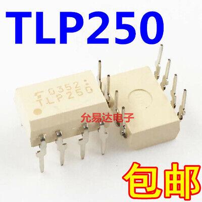 TLP250 Photocoupler DIP-8 Toshiba Rohs Batch Of 4