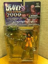 Moore Action Collectibles Heavy Metal 2000  FAKK 2 Action figure, New!