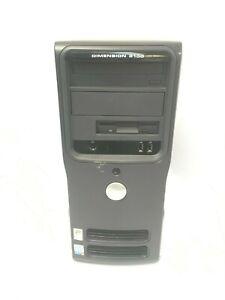 DELL-DIMENSION-3100-INTEL-PENTIUM-4-3GHZ-1GB-RAM-NO-HARD-DRIVE-NO-OS
