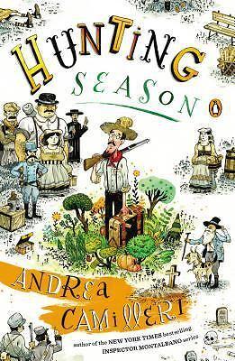 Hunting Season by Andrea Camilleri (2014, Paperback)