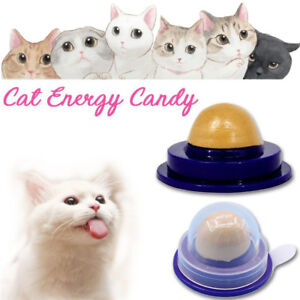 Healthy-Cat-Toys-Snacks-Catnip-Sugar-Candy-Licking-Solid-Nutrition-Energy-Ball