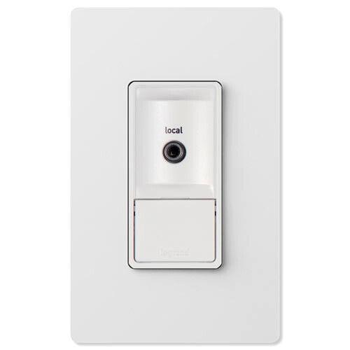 White On-Q//Legrand Digital Audio Local Source Input
