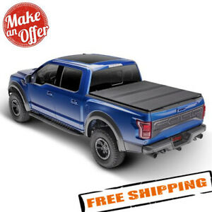 Extang-83475-Solid-Fold-2-0-Tonneau-Cover-for-2015-2019-Ford-F-150-67-1-Bed