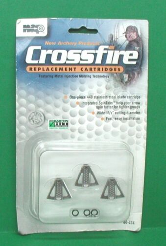 SLICK Trick//slicktrick Crossbow Lame Fixe Broadhead 125 G 15STX125