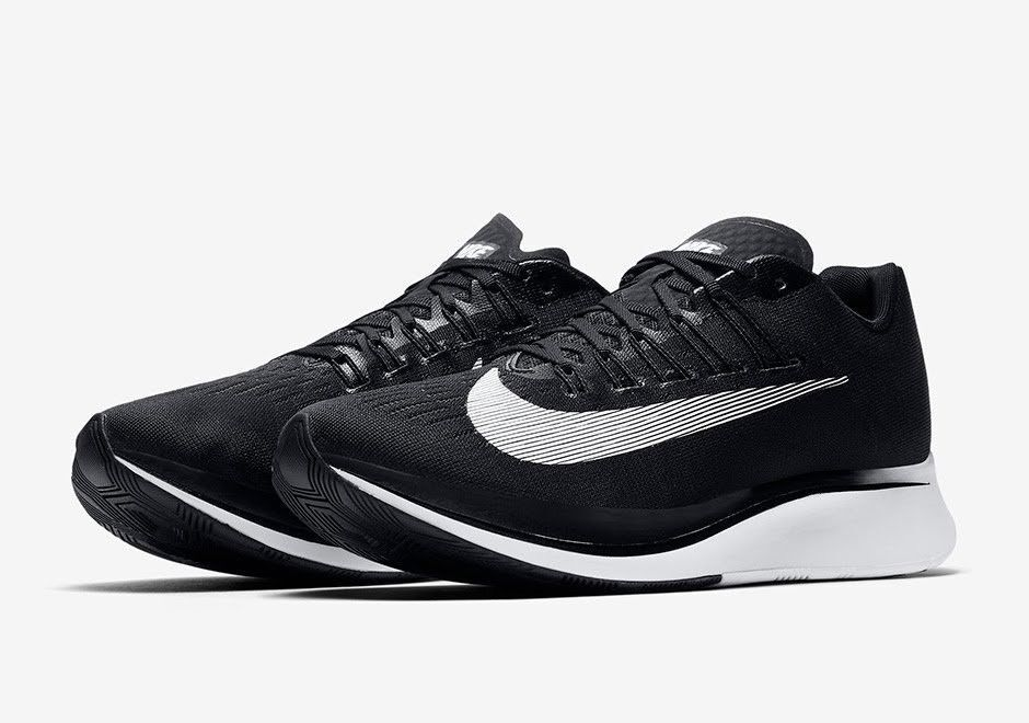 Mens Nike Zoom Fly 880848-001 Black White NEW Size 14
