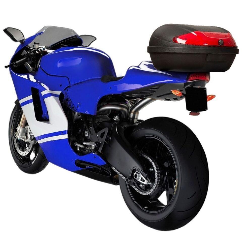 Motorcykelkuffert Top case XXL, TecTake