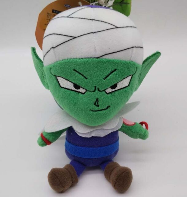 Dragon Ball Dbz Z Kai Goku Mini Stuffed Cushion BOX Set Plush Doll Cute Bandai
