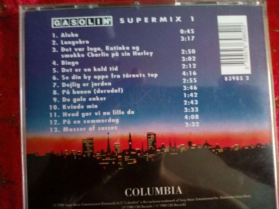 Gasolin : supermix 1, pop