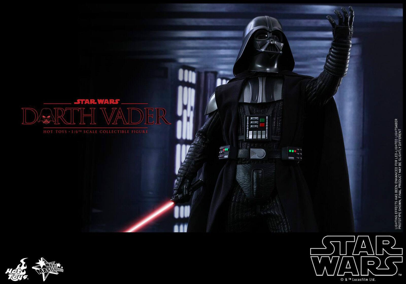 Hot Juguetes 1   6 Estrella Wars IV MMS 279 Darth Vader la Caja más barata de Cocheamelos de menta.