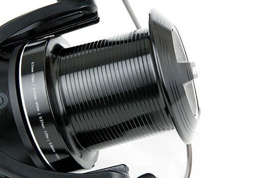 Fox FX9 Standard Bobine de Rechange Carpe Pêche Moulinet CRL068