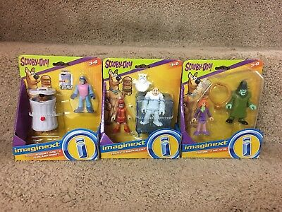 Fisher-Price Imaginext Scooby-Doo Haunted Ghost Town