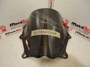 Cupolino-Parabrezza-carbonio-Plexi-Windschild-carbon-Suzuki-Gsx-r-1000-07-08-k7