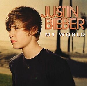 Justin Bieber-My World VINILE LP NUOVO