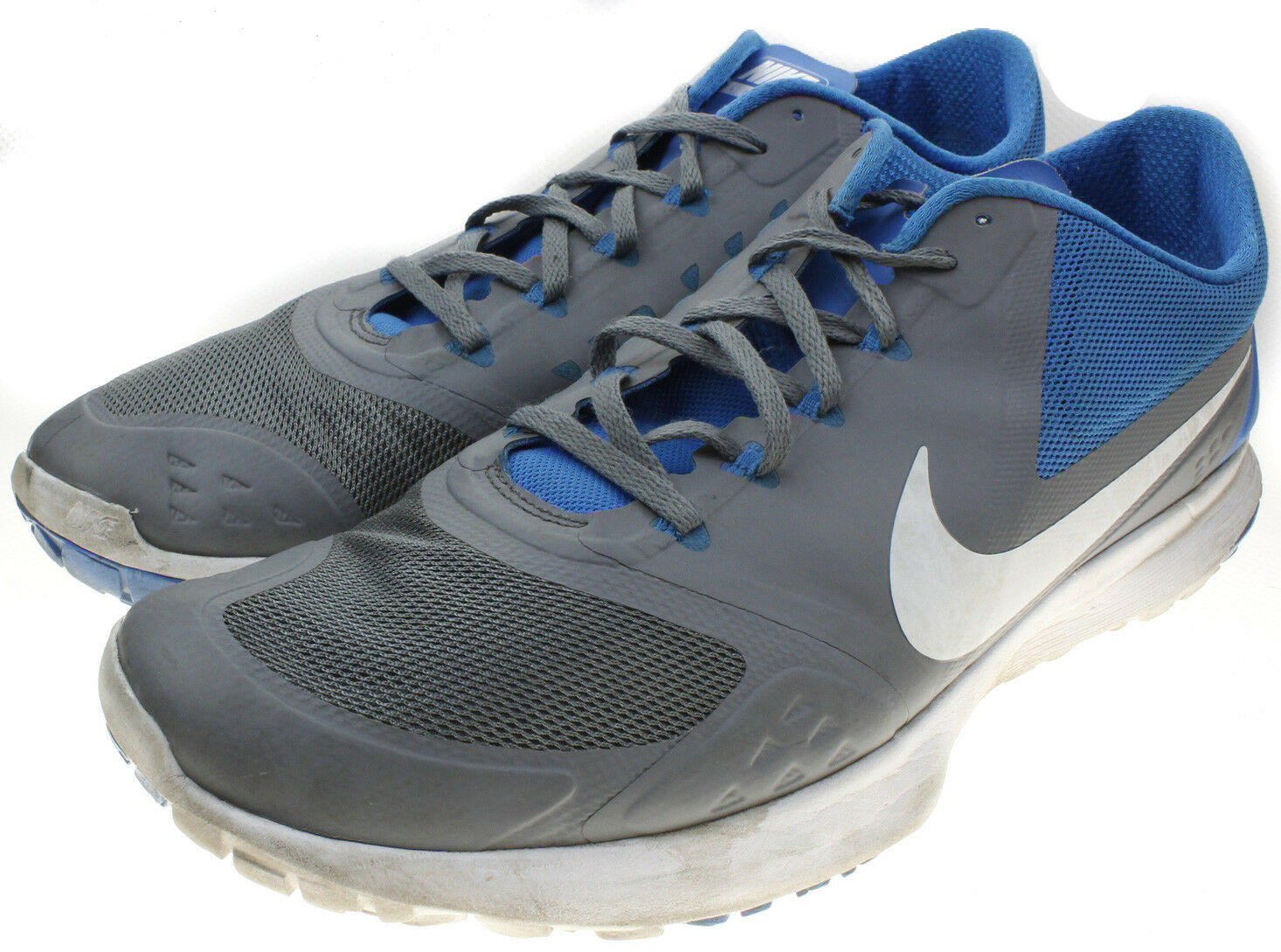 Nike Blue And White Men's Sports Shoes 683141-001 Daily Running Comfortable The most popular shoes for men and women