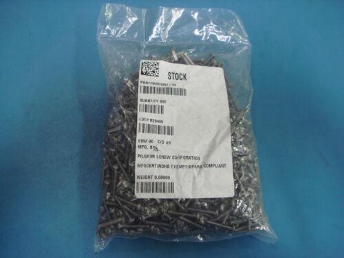 Unused Machine Screws PILGRIN SCREW CORP MS51957-33 New