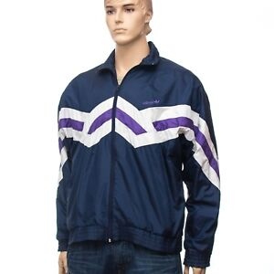best prices top fashion excellent quality Details zu Orginal Adidas Retro Sportjacke Ballon-, Blousonjacke 90er Jahre  - Gr.6 (wj15)