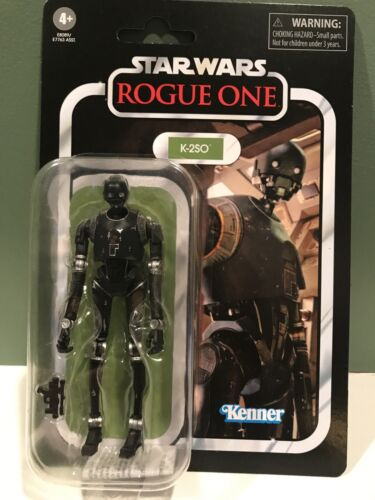 Star Wars The Vintage Collection K-2SO 3.75 pouces-Scale Rogue jouet Kay-tuesso
