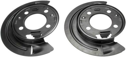 Brake Backing Plate Rear Dorman 924-226