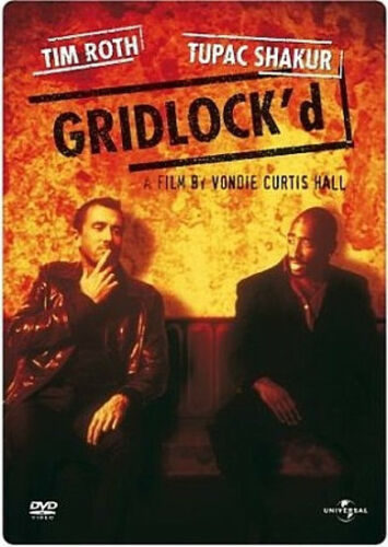 1 von 1 - Gridlock'd - Steelbook (Tim Roth - Tupac Shakur)                     | DVD | 555