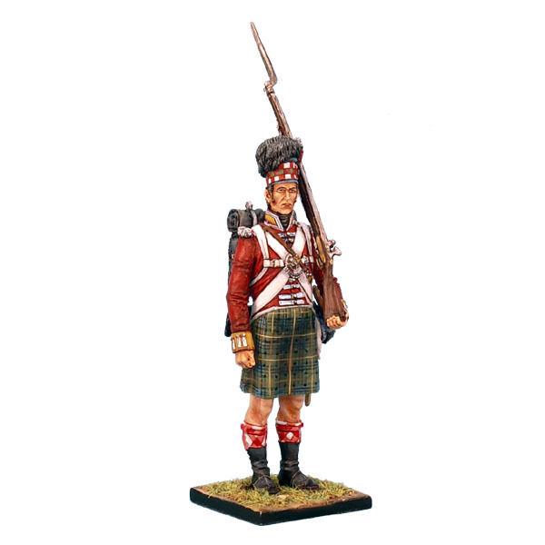 First Legion  NAP0212 92nd Gordon Highlander Standing