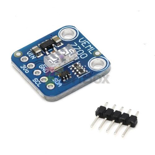 Raspberry Pi I2C Light Sensor for ZB Arduino VEML7700 LUX sensor