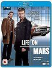 Life On Mars - Series 2 - Complete (Blu-ray, 2008, Box Set)