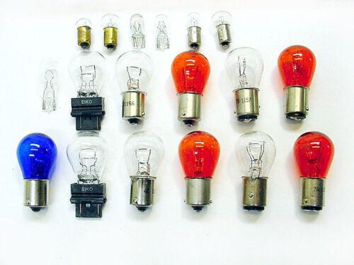 Stock 12V Parking Brake Instrument Panel Turn Signal Light Bulb Lamps Buick Cad
