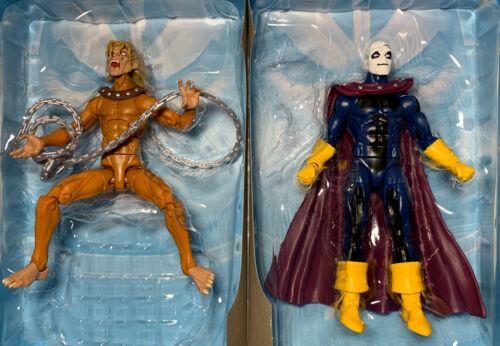 """Marvel Legends Wild Child /& Morph 6"""" Figures Sugar Man Wave NO BAF Loose 2020"""