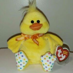 Ty Beanie Baby - DUCKERS the Duck (Hallmark Exclusive)(6 Inch) MINT w/ MINT TAGS