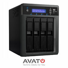 Western Digital WD My Cloud EX4 NAS Storage 4-Bay 2 x Gigabit LAN