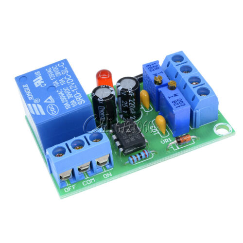 XH-M601 Battery Charging Control Board 12V Intelligent Charger Power Automatic
