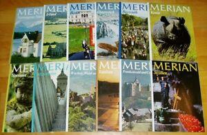 12x-Merian-1976-komplett-29-Jahrgang-Hefte-1-12-Zeitschrift-Reise-Europa-Welt