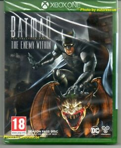 BATMAN-il-nemico-all-039-interno-dell-039-eloquente-SERIE-034-NUOVO-amp-Sealed-039-XBOX-ONE